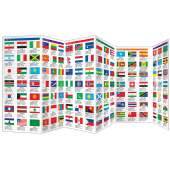 World Flags (Folding Pocket Guide)