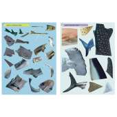 Ultimate Sticker Book: Sharks