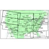Enroute Charts :FAA Chart: High Altitude Enroute FULL SET