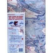 Fishing :Fish-n-Map: San Juan Islands / So. Gulf Islands / Strait of Juan de Fuca