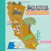Board Books :All Aboard! California