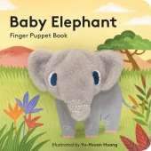 Finger Puppet Books :Baby Elephant: Finger Puppet Book