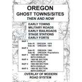 Historical Site and Related Guides :Oregon Ghost Towns/Sites: Then and Now