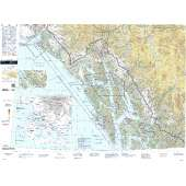 Sectional Charts :FAA Chart: VFR Sectional JUNEAU/WHITEHORSE