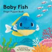 Board Books :Baby Fish: Finger Puppet Book