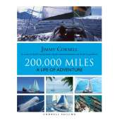 Jimmy Cornell Books :200,000 Miles: A Life of Adventure