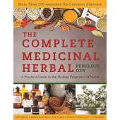 Safety & First Aid :The Complete Medicinal Herbal: A Practical Guide to the Healing Properties of Herbs