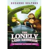 Young Adult & Children's Novels :The Lonely Lake Monster (The Imaginary Veterinary Book 2)