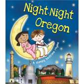Board Books :Night-Night Oregon