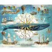 Boats, Trains, Planes, Cars, etc. :Ocean Meets Sky