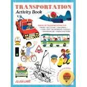 Boats, Trains, Planes, Cars, etc. :Transportation Activity Book