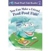 Fish, Sealife, Aquatic Creatures :You Can Make a Friend, Pout-Pout Fish!