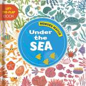 Interactive Books :Memory Match: Under The Sea: A Lift-the-Flap Book