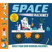 Models & Puzzles :Space Machines: Build your own working machines!