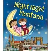 Board Books :Night-Night Montana