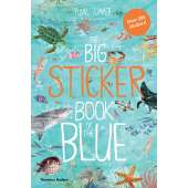 Ocean & Seashore :The Big Sticker Book of the Blue
