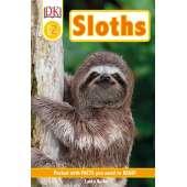 Jungle & Zoo Animals :DK Readers Level 2: Sloths