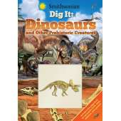 Activity Books: Dinos :Smithsonian Dig It: Dinosaurs & Other Prehistoric Creatures