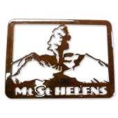 Washington :Mt. St. Helens V2 MAGNET