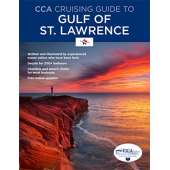International Chartbooks & Cruising Guides :CCA Cruising Guide to The Gulf of St. Lawrence