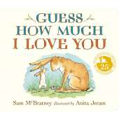 Baby Animals :Guess How Much I Love You
