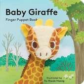 Books for Zoo Gift Shops :Baby Giraffe: Finger Puppet Book