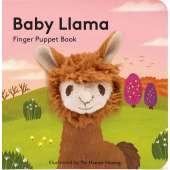 Finger Puppet Books :Baby Llama: Finger Puppet Book