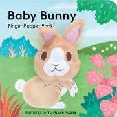 Finger Puppet Books :Baby Bunny: Finger Puppet Book