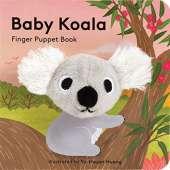 Finger Puppet Books :Baby Koala: Finger Puppet Book
