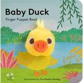 Finger Puppet Books :Baby Duck: Finger Puppet Book