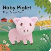 Finger Puppet Books :Baby Piglet: Finger Puppet Book