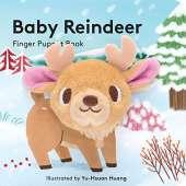Finger Puppet Books :Baby Reindeer: Finger Puppet Book