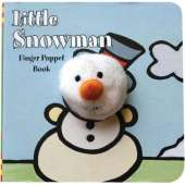 Finger Puppet Books :Little Snowman: Finger Puppet Book