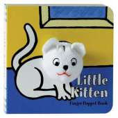 Finger Puppet Books :Little Kitten: Finger Puppet Book