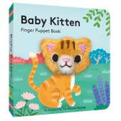 Finger Puppet Books :Baby Kitten: Finger Puppet Book
