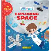 Space & Astronomy for Kids :Little Explorers: Exploring Space