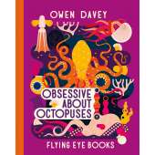 Books for Aquarium Gift Shops :Obsessive About Octopuses