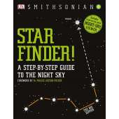 Astronomy Guides :Star Finder!: A Step-by-Step Guide to the Night Sky