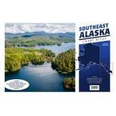Alaska Charts :Southeast Alaska Chart Atlas (12x18 spiral bound)