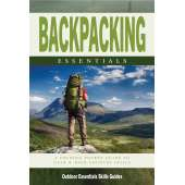 Camping & Hiking :Backpacking Essentials: A Folding Pocket Guide to Gear & Back Country Skills