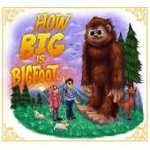 Bigfoot for Kids :How Big is Bigfoot?
