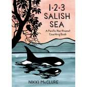 Pacific Northwest :1, 2, 3 Salish Sea: A Pacific Northwest Counting Book