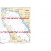 Central and Arctic Region Charts :CHS Chart 2201: Georgian Bay / Baie Georgienne