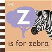 Larry's Lair :Z is for Zebra