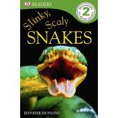 Larry's Lair :DK Readers L2: Slinky, Scaly Snakes