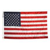 Flags, Signals & Language :3'x5' Annin Sewn Nylon American Flag