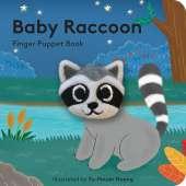 Finger Puppet Books :Baby Raccoon: Finger Puppet Book