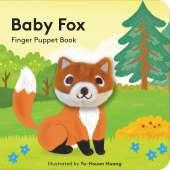 Finger Puppet Books :Baby Fox: Finger Puppet Book
