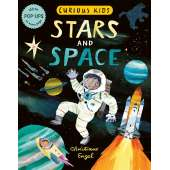 Pop-Up Books :Curious Kids: Stars and Space
