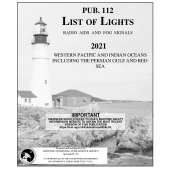 NGA List of Lights :Pub 112 List of Lights: Western Pacific and Indian Oceans